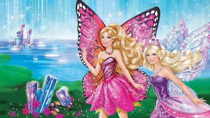 Barbie Mariposa Công Chúa Pha Lê Trọn Bộ Lồng Tiếng