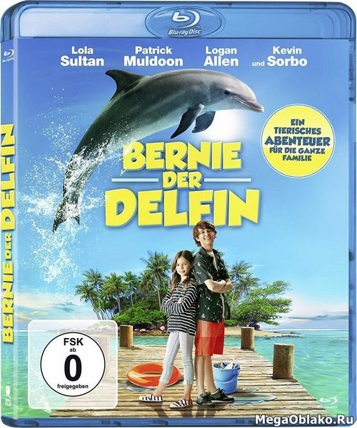Дельфин Берни 2 / Bernie the Dolphin 2 (2019/BDRip/HDRip)