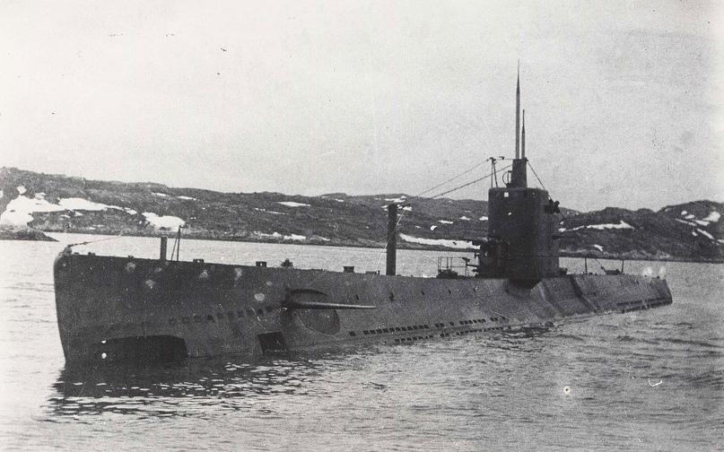 «Д-3» - первая гвардейская подводная лодка Советского Военно-морского флота