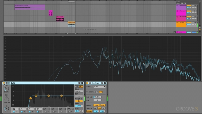 Groove3 Producers Guide to Electronic Music EQ