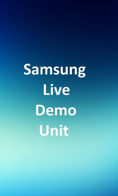 Live demo Unit | VK