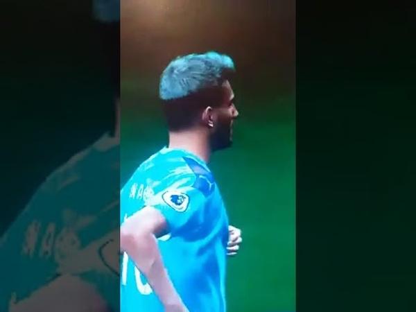 Pes 2020 متعة الكرة مانشستر سيتي ضد ليفربول ماتش 1