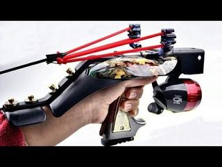 10 Крутых тактических рогаток для охоты и рыбалки с Алиэкспресс + амуниция