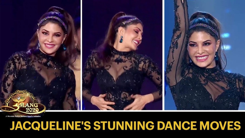 Jacqueline's Stunning Dance Moves Umang 2020