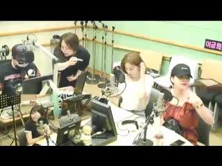 180808 Moon Hee Jun's Music Show Radio| Yeri, Seulgi, Wendy (Red Velvet)