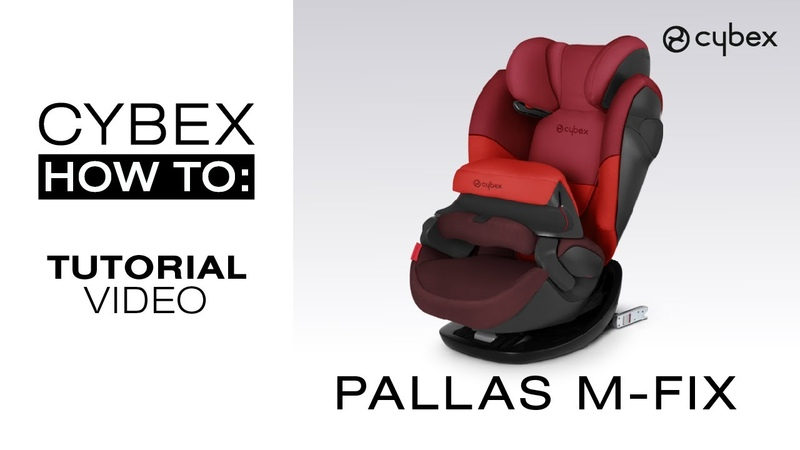 CYBEX Pallas M-Fix Tutorial