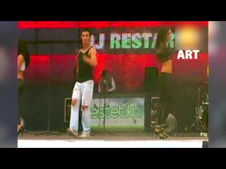 DJ Restart - Fist rave festival (Chelyabinsk) - день города - 2011