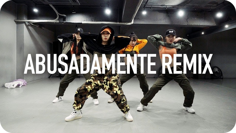 Abusadamente (Remix) - MC Gustta e MC DG May J Lee Choreography