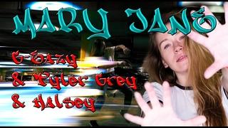 G Eazy & Tyler Grey & Halsey   Mary Jane (ALEXANDRA Official Dance)
