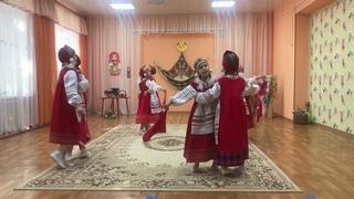 11 МБДОУ Детский сад №133  Жемчужинки  Русский народный танец Народные переливы