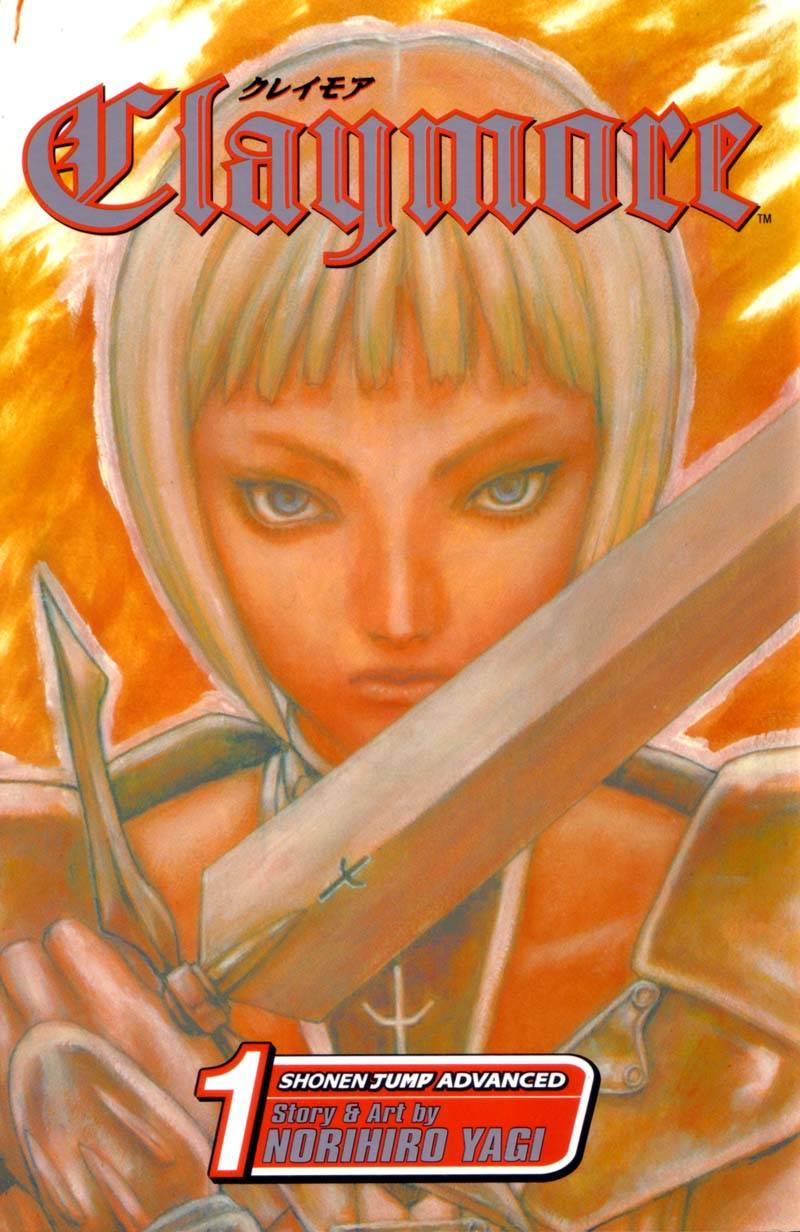 Claymore, Chapter 1, image #1