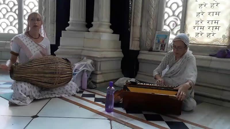 Samadhi Kirtan. Mata Ananja Bhakti