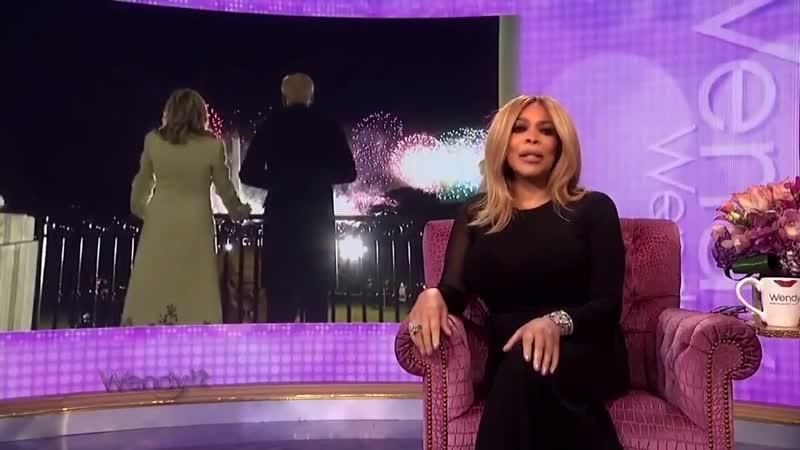 Венди Уильямс говорит о выступлении Кэти Перри на инаугурации Джо Байдена
