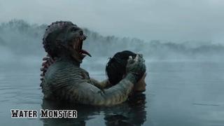 វឿងចិនបិសាចទឹក ល្អមើលកប់, Water Monster 2 China Movies / Legend Fairy Tales