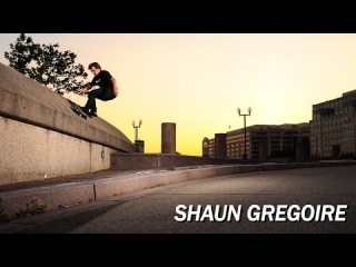 Pyramid Country: Shaun Gregoire part