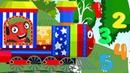 Паровозик - Песенка про Поезд - Песенки для детей Тыр тыр Трактор