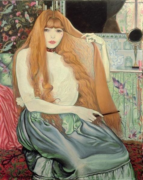 Луи Анкетен (фр. Louis Anquetin, 26 января 1861, Этрепаньи 19 августа 1932, Париж) французский художник и теоретик искусства, один из основателей синтетизма в живописи. Луи Анкетен в 1881 году