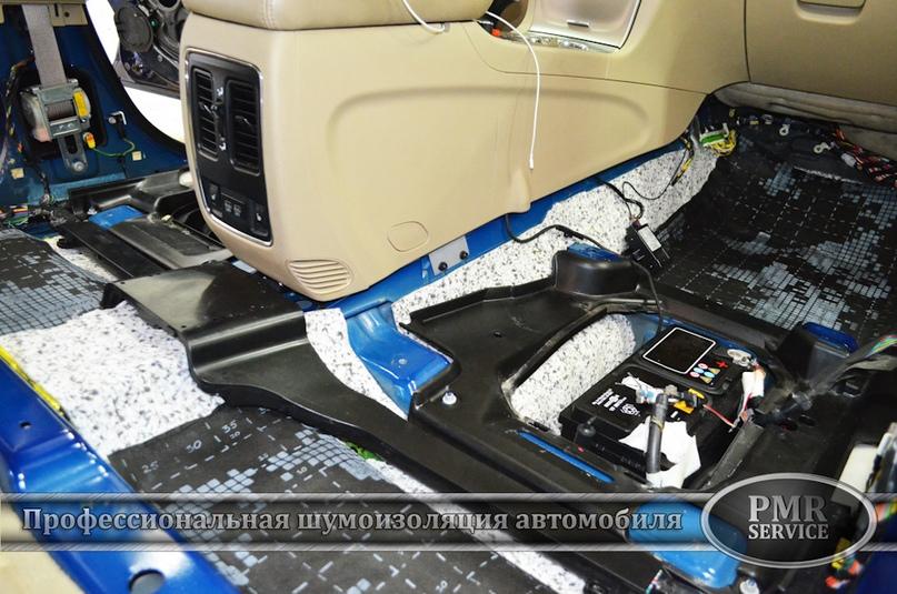 Шумоизоляция Jeep Grand Cherokee, изображение №10