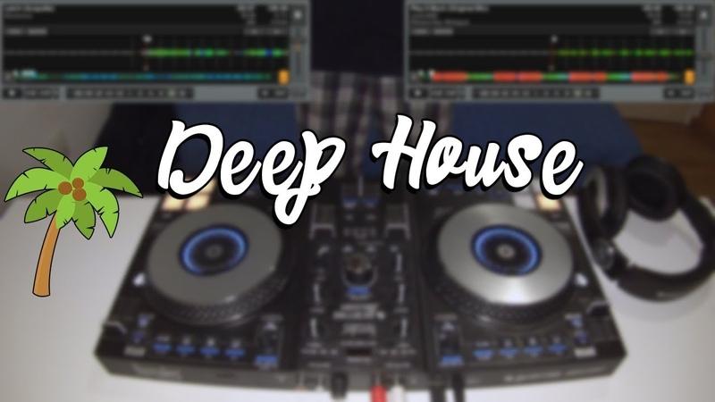 Deep House Mix 2018 Hercules DJ Control Jogvision Traktor Pro 2 DJ Aser