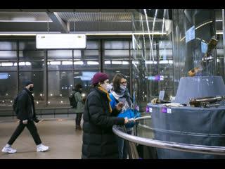 Не выходя из метро: историческая экспозиция о реабилитации людей с инвалидностью
