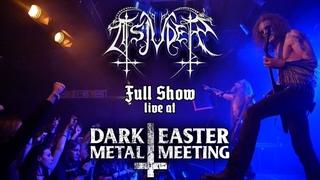 Tsjuder - Live at Dark Easter Metal Meeting 2019 - FULL SHOW