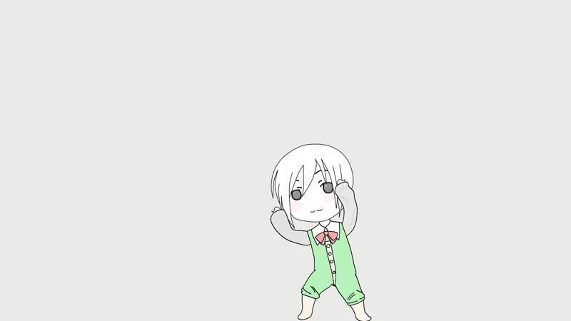 малыш танцор