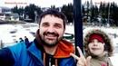 Поездка В Буковель На Авто Из США ! Краса По-Українськи!