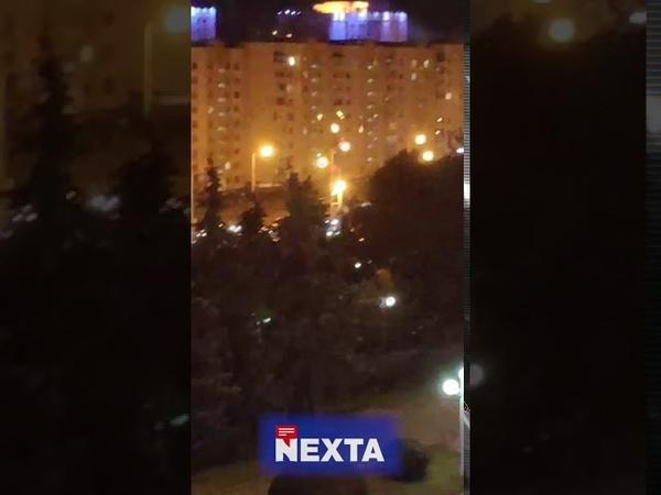 Потужні вибухи у Мінську