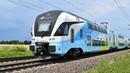 Züge Oftering ● strecke Linz - Salzburg ● bis zu 200 km hod