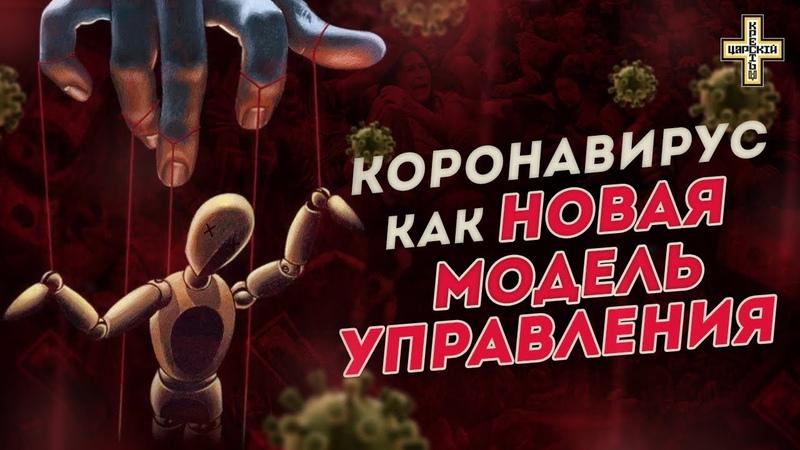 Коронавирус как новая модель управления страхом доктор Вячеслав Боровских Царский Крест