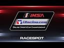 IMSA Online Sportscar Championship Round 8 at Interlagos