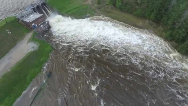Historic flooding State of Emergency declared in Midland County