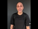 Diana Taurasi talks USABWNT as they head to Tenerife, Spain next week looking to take home gold at the FIBA World Cup! 🇺🇸🔊 usa