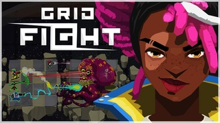 GRID FIGHT - MASK OF THE GODDESS DEMO