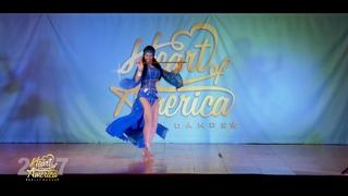 Sahar Samara Saidi - 2017 HOA Belly Dance Kansas City