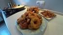 Вкуснейшие пончики из кабачков от Ларисы Лекси. 05.10.18.