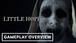 The Dark Pictures: Little Hope - 26 Minutes of Dev Gameplay | gamescom 2020