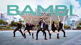 [KPOP IN PUBLIC CHALLENGE] BAEKHYUN 백현 'Bambi' | Dance cover |