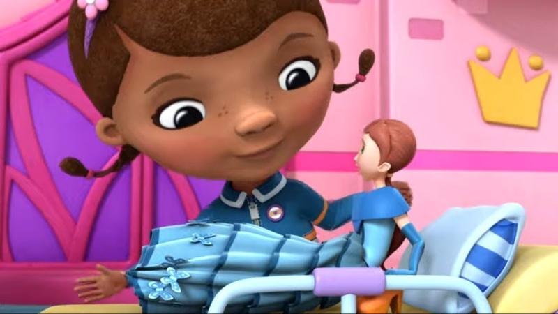 Доктор Плюшева Клиника для игрушек Сезон 4 серия 24 Мультфильм Disney