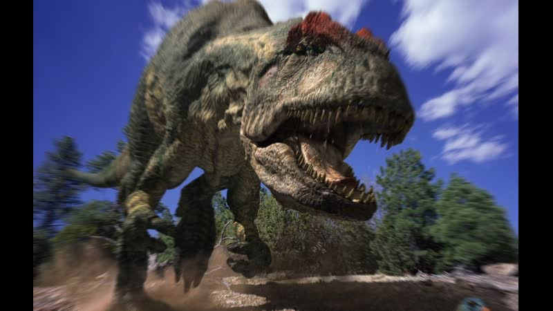 Прогулки с динозаврами Баллада о Большом Але 2000