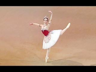 Bolshoi Future Star - Elizaveta Kokoreva in Ballet Excerpts from 2017 to 2021
