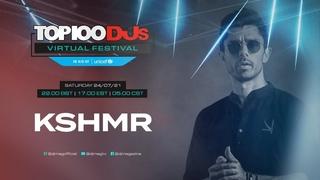 KSHMR live for the #Top100DJs Virtual Festival, in aid of Unicef
