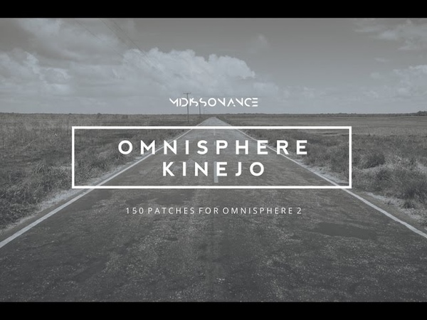 Omnisphere Kinejo - Omnisphere 2 Soundset