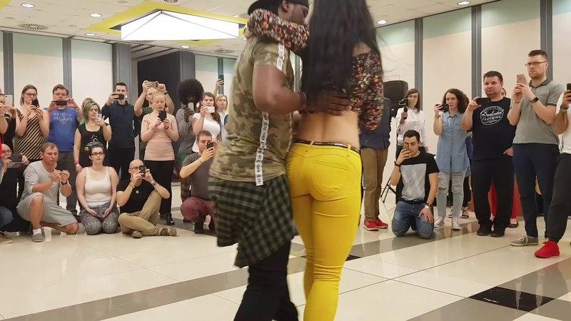 Jd Deceus Saida @ Prague Kizomba Kuduro Festival 2018
