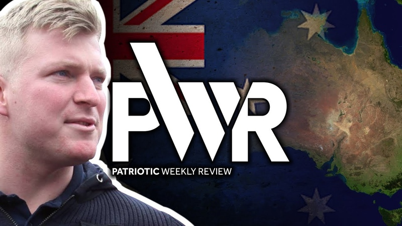 Patriotic Weekly Review - with Blair Cottrell