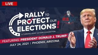 🔴 President Donald Trump Speaks at 'Rally To Protect Our Elections' in Phoenix, AZ