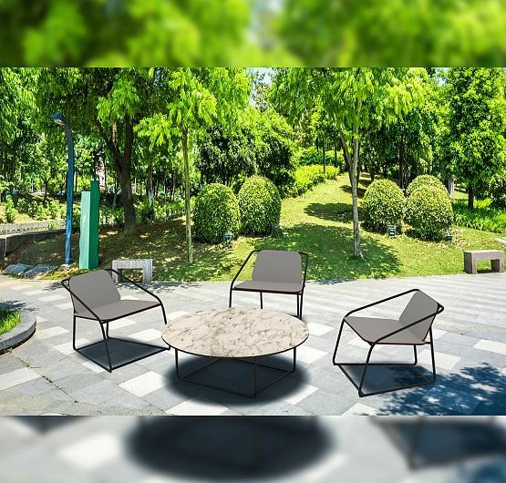 Представляем вашему вниманию дизайнерскую мебель «Джиармо» из HPL от  «Завод слоистых пластиков»