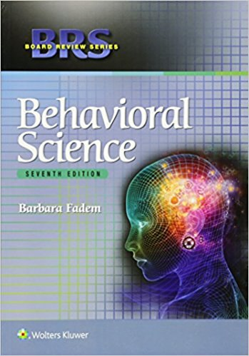BRS Behavioral Science 7th Edition (2016)