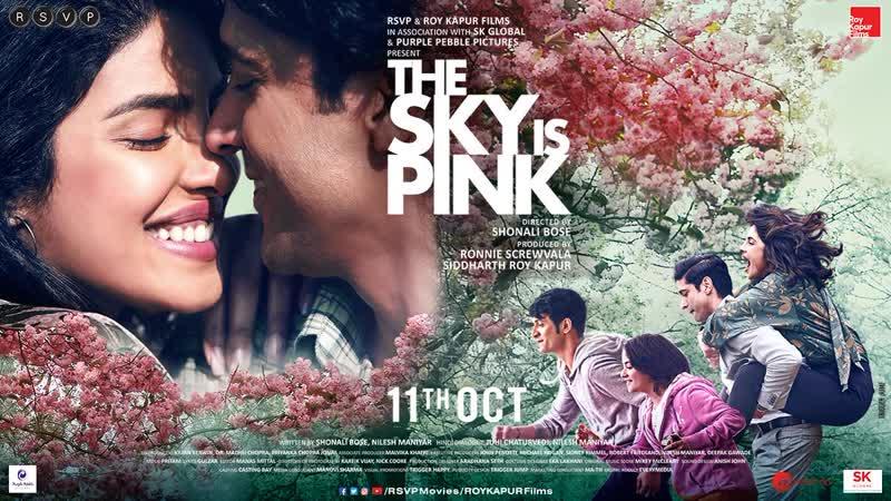 The Sky Is Pink - Official Trailer - Priyanka C J, Farhan A, Zaira W, Rohit S - Shonali B - Oct 11