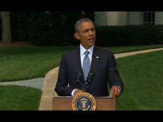 Заявление Барака Обамы по ситуации на Украине! Новости Украины, Обама